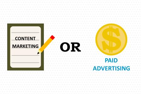 Content marketing ili plaćene reklame?
