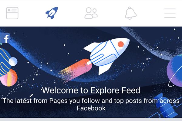 Mi az az Explore Feed?
