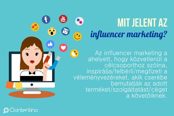 Mi az az influencer marketing?
