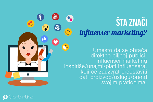 Šta je influencer marketing?